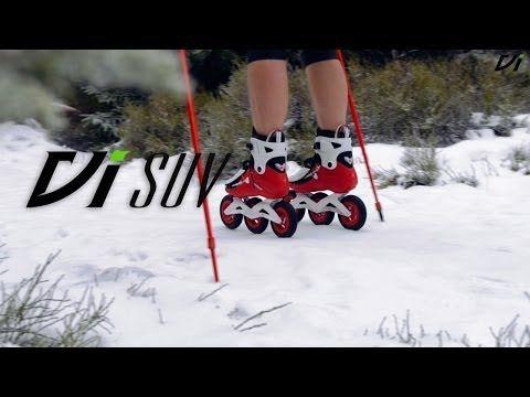 Powerslide Vi SUV   SnowUV Nordic Skating