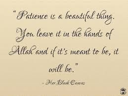 What will be, will be! #Destiny #Islam #TrustAllah