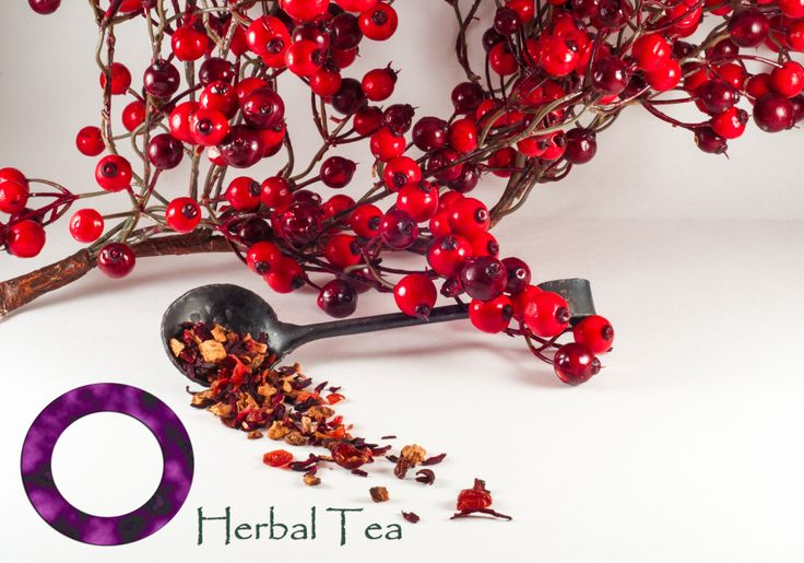 Herbal or sometimes called tisane tea is a non-caffeinated tea. These teas consist of, or are infused with herbs, fruits, spices or any other plant materials. Taste differs from blend to blend depending on the variety of ingredients used but are usually very fragrant which makes a delicious and dramatic cup.
