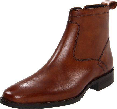 Johnston & Murphy Men's Larsey Dress Boot - http://authenticboots.com/johnston-murphy-mens-larsey-dress-boot/