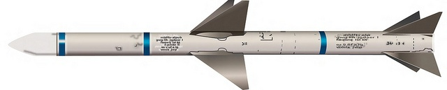 AIM-7 by Official U.S. Air Force, via Flickr