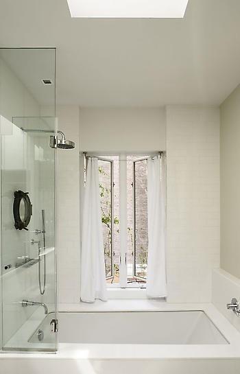 22 best Deep tub shower combo images on Pinterest  Bathroom, Bathrooms and Bathroom ideas