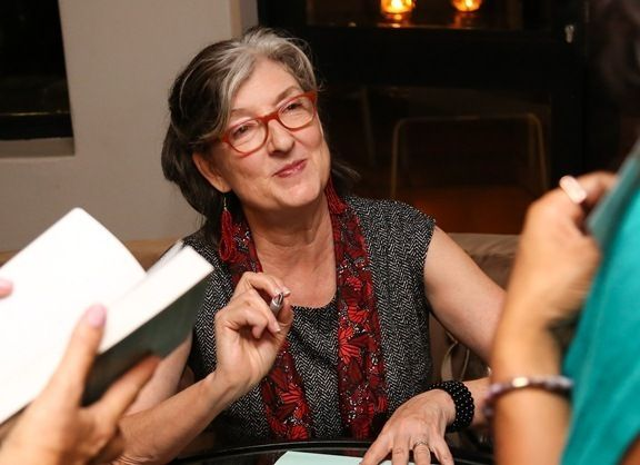 The Writers Write Interview - Barbara Kingsolver