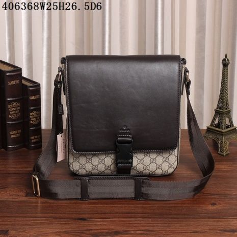 $141.0! GUCCI AAA+ Men's Messenger Bags #234592,Gucci outlet,cheap Gucci AAA+ Men's Messenger Bags enjoy free shipping and %59 OFF with paypal!