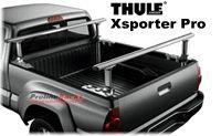 Thule 500 Xsporter Pro Pickup Truck Bed Ladder Racks - Aluminum height adjustable locking truck rack