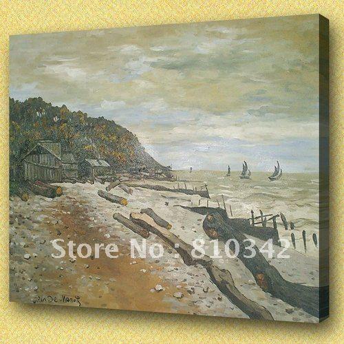 Качество холст картина маслом изобразительное искусство подарок репродукции картины моне импрессионизм картина маслом ручной работы Monet40