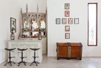 Bar-style baroque-bar stool-iron-forge