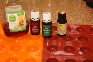Homemade Honey Thieves Amp Lemon Cough Drop Recipe Young