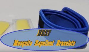 5 of the best insect repellent bracelet armbands for added protection while camping
