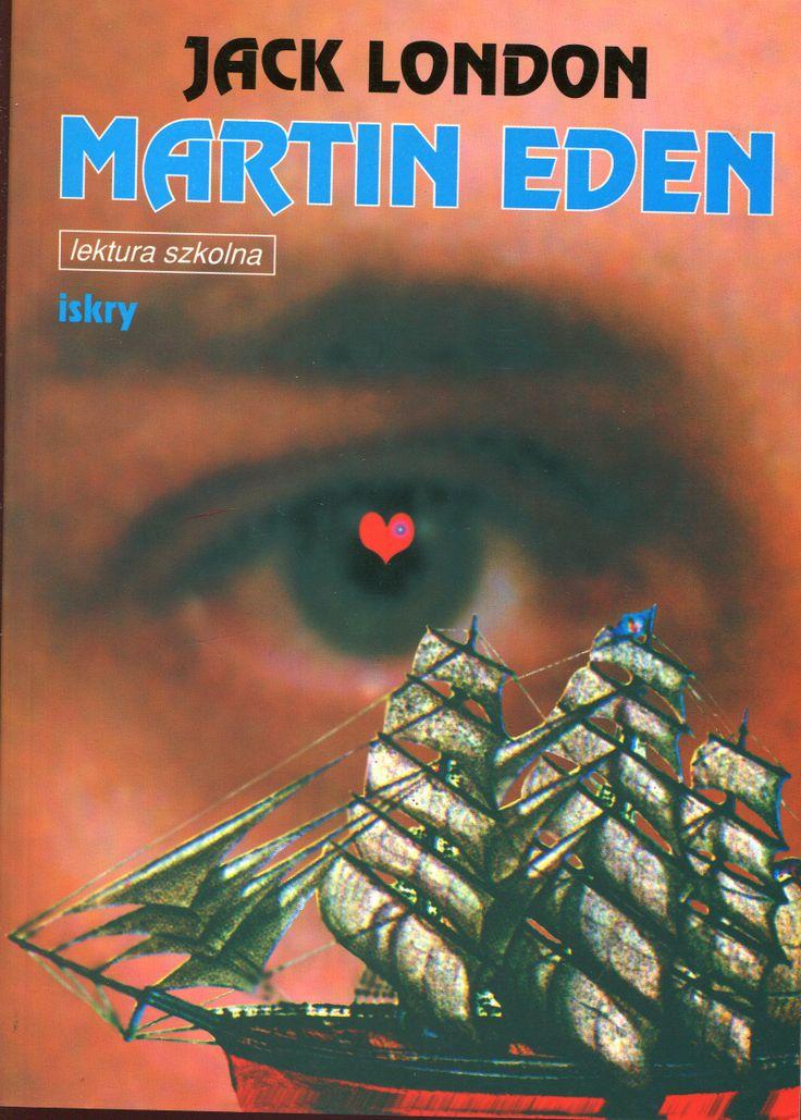 """Martin Eden"" Jack London Translated by Zygmunt Glinka Published by Wydawnictwo Iskry 1995"