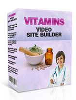 Vitamins Video Site Builder Quickly Tap Into the Lucrative Hair Loss Niche Without Spending a Fortune or Hours of Your Own Valuable Time Creating the Content Yourself! If you can answer yes to the following questions you'll want to get your hands on the Coping with Hair Loss Newsletter Package!