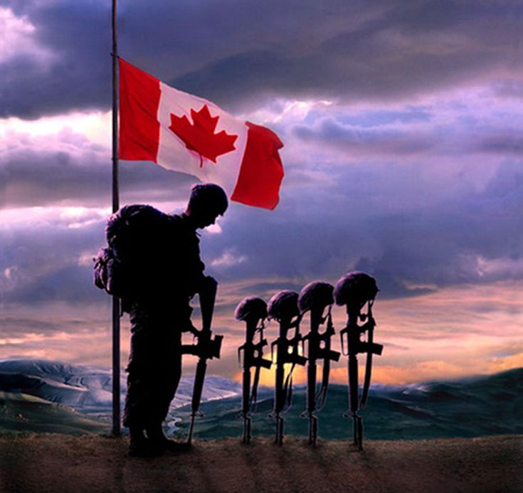 Asked to quote today: The flags fly low today and it's a tragedy and still a shock to a nation. We are Canadians and we are like no other people or country in the world. We are the peace keepers an...
