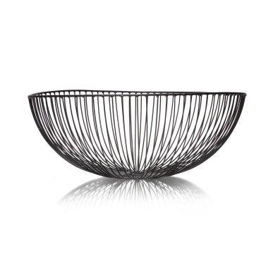 Metal Wire Bowl
