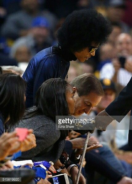 Great shot of Prince at his last basketball game attend