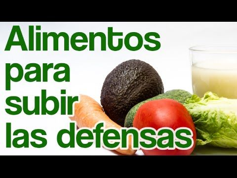 Cómo subir las defensas: los mejores alimentos para aumentar las bajas d...