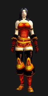 Blood Knight Mail - Transmog Set - World of Warcraft