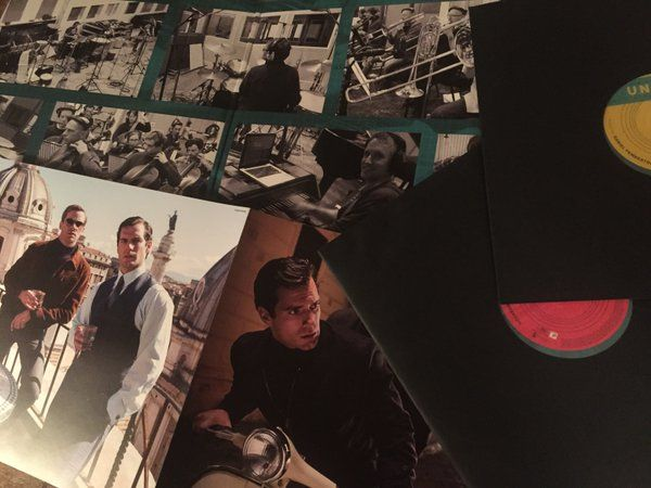 More info on the #ManFromUNCLE vinyl here - nice pics of @andrew_skeet and @Tweller693!!: http://www.musiconvinyl.com/catalog/original-soundtrack/man-from-uncle#.VfbUhxHtlBc …