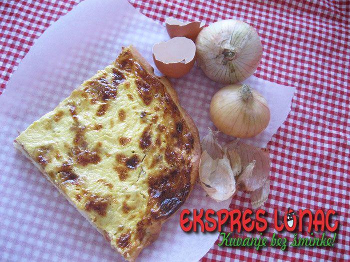 Pica na alzaški način / The Alsatian Pizza