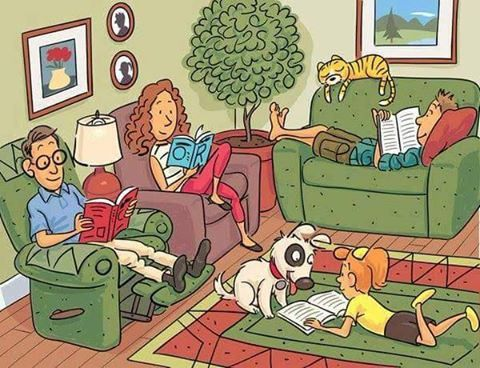 Photo: Can you find 5 hidden words????