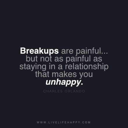 In A Long Term Relationship And Unhappy