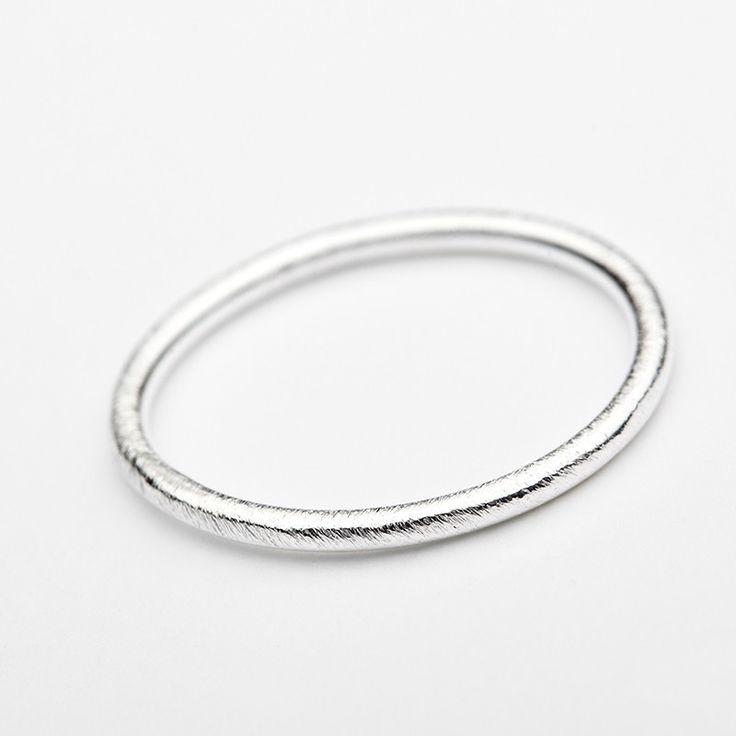 Pernille Corydon Sølv Ring www.luxoliving.dk smykker rings
