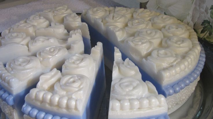 Shea Butter Soap Cake By Go Natural Soaps