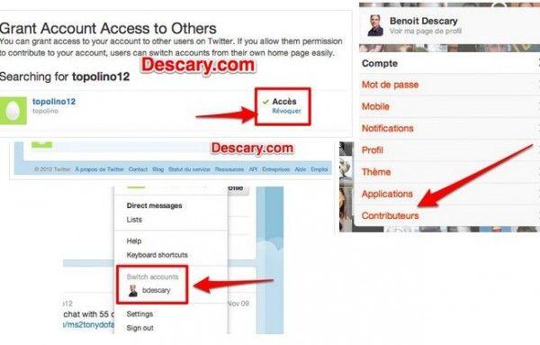 Twitter ya permite a varios usuarios gestionar la misma cuenta [en pruebas].