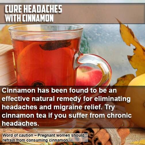 For chronic headaches
