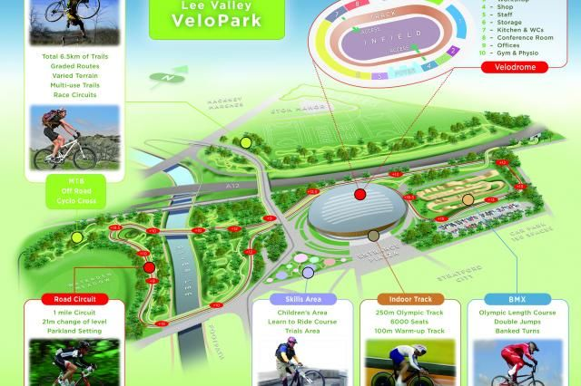 London's Olympic VeloPark opens for business   road.cc