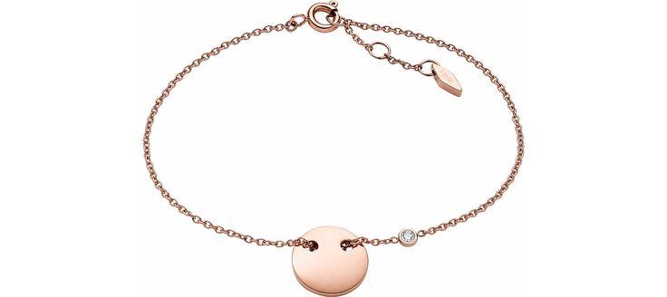 Anzeige: Rosegold Armband.