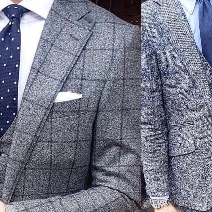 Suit Patterns get a twist, A Yarn Twist!