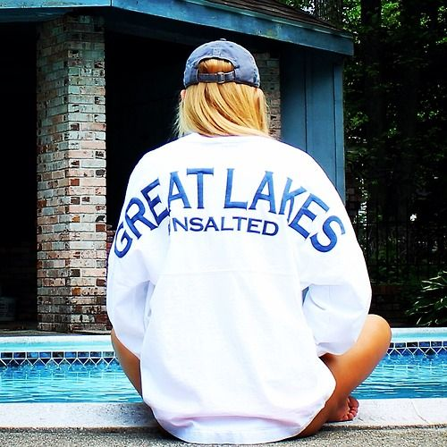 I NEED THIS!! Lake Michigan girl all the way