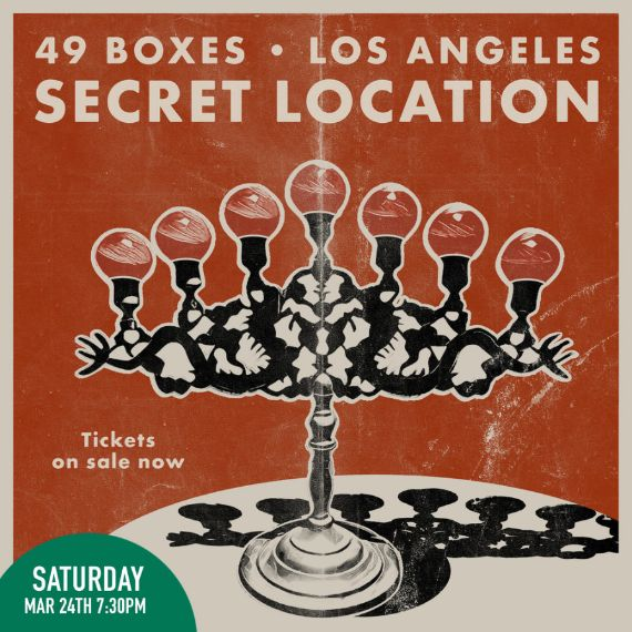 49 Boxes in Los Angeles