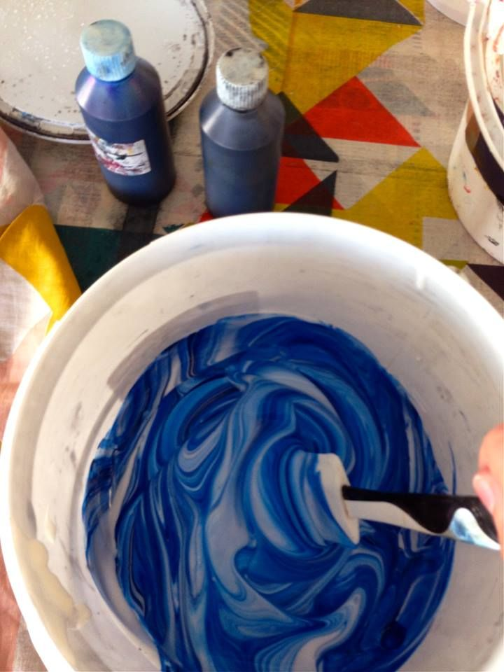 Tamasyn Gambell | Colour Mixing | www.tamasyngambell.com