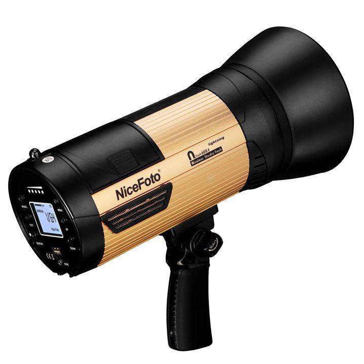 Аккумуляторный студийный моноблок NiceFoto nflash 280A  (крепление Elichrom)
