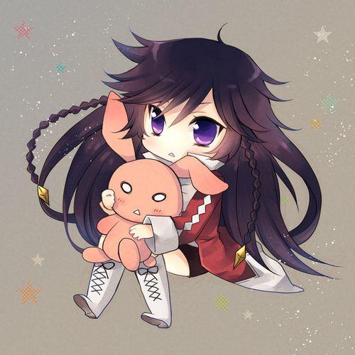 Alice - Pandora Hearts,Chibi