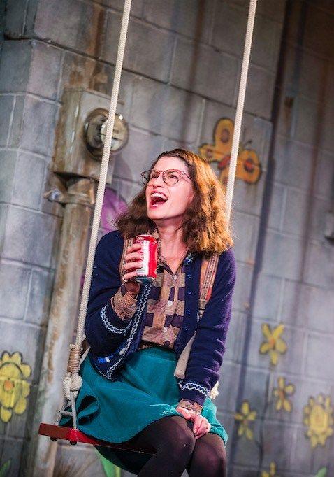 STAGE SHOT: Hand to God – Vaudeville Theatre, London