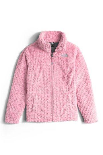 Image of The North Face G Laurel Fleece Jacket (Big Girls)