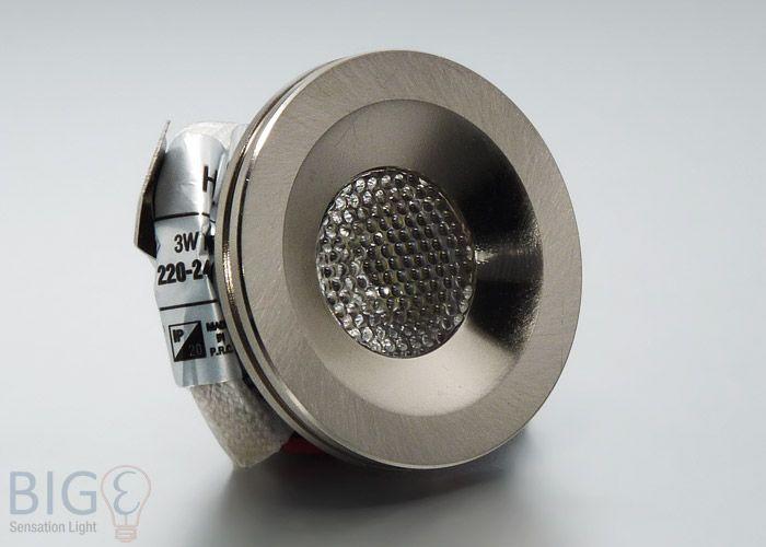 Power LED Einbaustrahler Horoz rund mini 3 Watt  http://www.bige.de/LED-Beleuchtung/LED-Einbauspots/Power-LED-Einbaustrahler-Horoz-rund-mini-3-Watt:--1736.html