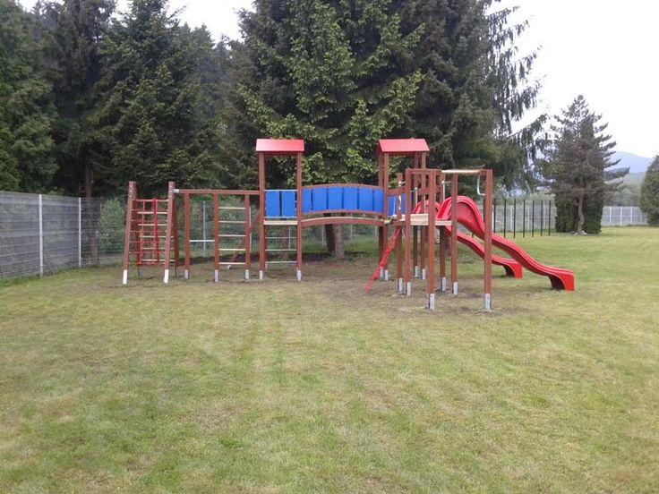 Place zabaw dla dzieci, projekty placów