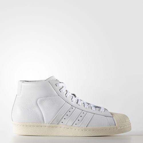 Pro Model Vintage DLX Shoes - White