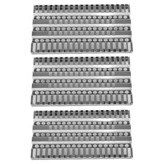 DCS Heat Shield | Replacement Stainless Steel Heat Plate / Heat Shield DCS 27DBQ, DCS 27DBQR, DCS 27DBR, DCS 27DSBQ, DCS 27DSBQR, DCS 27FSBQ, DCS 27FSBQR, DCS 36DBQ, DCS 36DBQAR, DCS 36DBQR, DCS 36EBQAR, DCS 48DBQ, DCS 48DBQDCS, DCS 48DBQAR, DCS 48DBQR, DCS 48EBQAR, DCS 48EBQR, DCS BGA27-BQ, DCS BGA27 Bbq Gas Grill Models