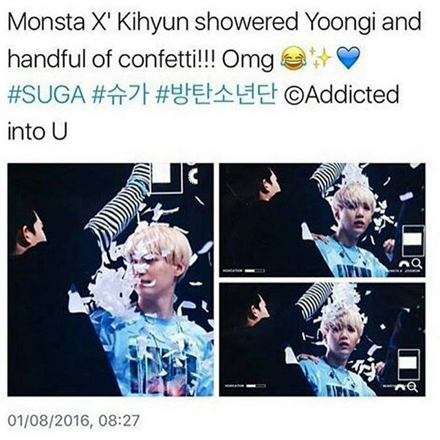 Yoongi looks sooooo confused