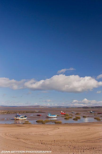Morecambe Bay, Morecambe, Lancashire, England