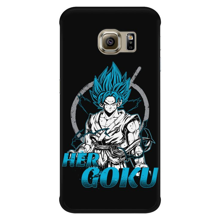 Super Saiyan Her Goku God Android Phone Case - TL00502AD