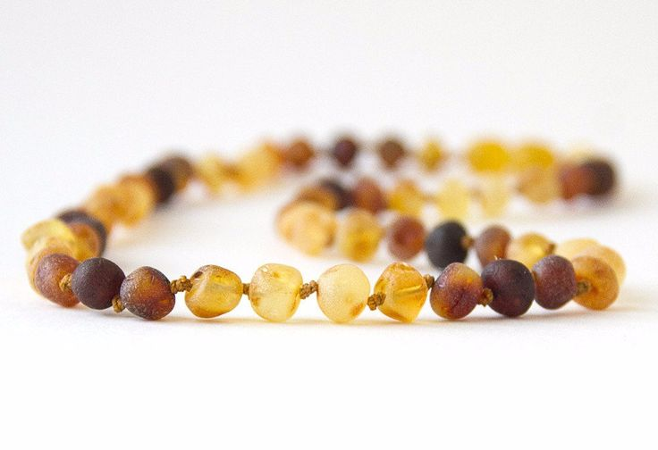 RAW Baltic Amber - Rainbow Connection Collection