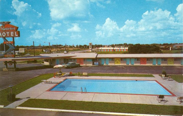 1000 ideas about thunderbird motel on pinterest texas. Black Bedroom Furniture Sets. Home Design Ideas