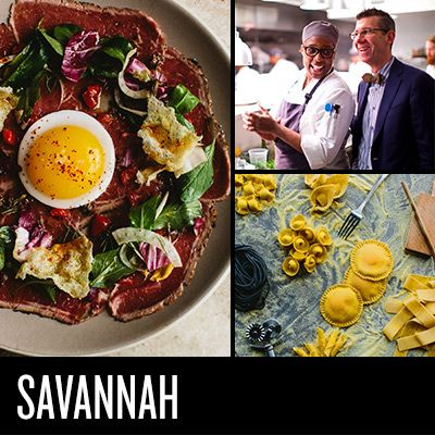 Check Out The Tasting Table S Guide To Savannah Most Exciting Bars Restaurants And