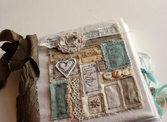 Art Quilt Journal--Write