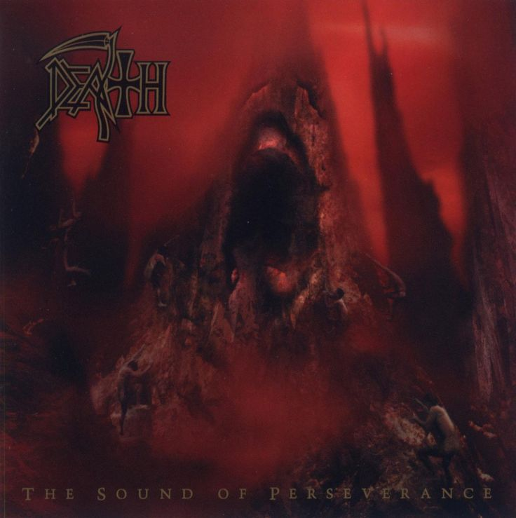 Death - The Sound of Perseverance (1998)